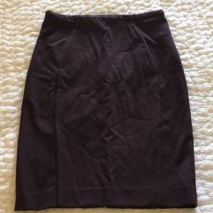 H&M Wine Pencil Skirt